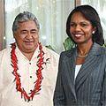 Malielegaoi and Condoleezza Rice.jpg