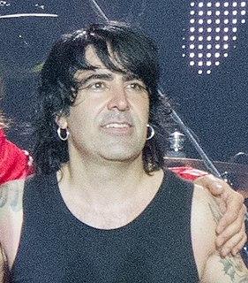 Alex González (musician) American musician