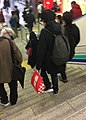 Man with a lucky bag in Tokyo area - Jan 7 2020.jpeg