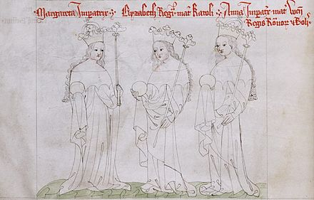 Anna (far right) with her mother-in-law Elisabeth (centre) and Margaret, grandmother of her husband (left) Manzelky.jpg