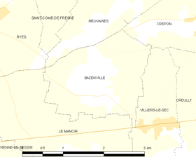 Map commune FR insee code 14049.png