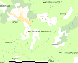 Map commune FR insee code 30236.png