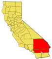 Map of California hightlighting the IE Metro Area.png