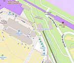 Map of Edinburgh Airport tram terminus (OSM standard, zoom 17).jpg