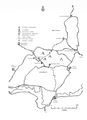 Map of Morocco of villages with female potters near Fès and Taounate - Oulad Bou Soltane.png