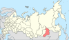 Map of Russia - Zabaykalsky Krai (2008-03).svg