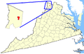 Map showing Winchester city, Virginia.png