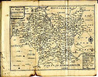 History of Leicestershire
