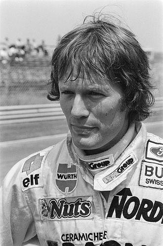 Marc Surer - Image: Marc Surer 1982