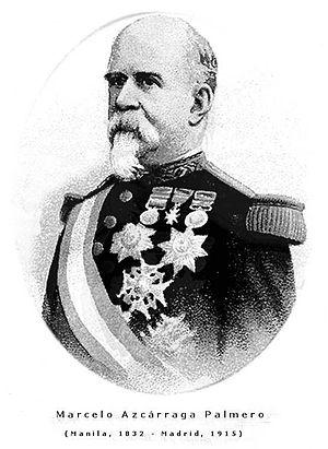 Azcárraga y Palmero, Marcelo (1832-1915)