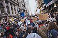 March against Trump, New York City (30833709612).jpg