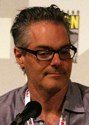 Marco Beltrami - Beltrami at ComicCon 2013