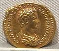 Marco aurelio, aureo per commodo cesare, 175-180 ca. 01.JPG