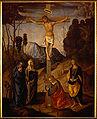 Marco palmezzano, crocifissione degli Uffizi.jpg
