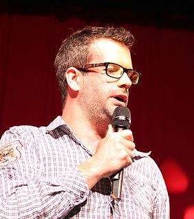 Marcus Brigstocke comedian