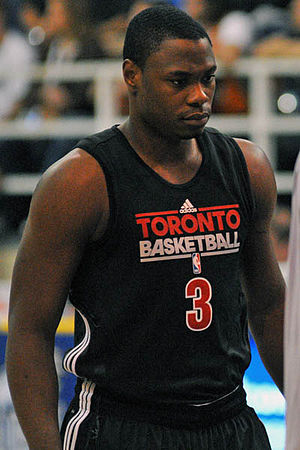 Marcus Banks - Banks with the Raptors