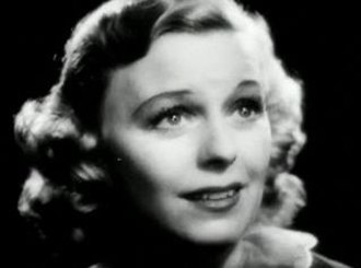 Margaret Sullavan - Sullavan as the night club singer who learns about love in The Shopworn Angel (1938).