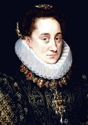 Countess Maria of Nassau (1556–1616) - Countess Maria of Nassau
