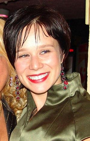Mariana Ximenes - Ximenes in 2005