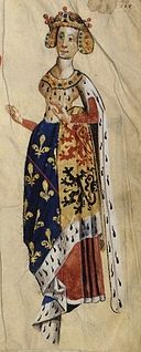 Mary of Avesnes Duchess of Bourbon, Countess of La Marche and Clermont-en-Beauvaisis