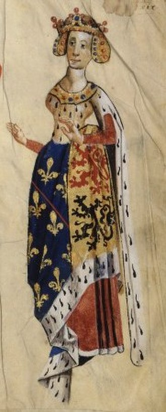 Mary of Avesnes - Mary of Avesnes