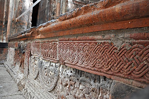 Marmashen Monastery - Image: Marmashen altar