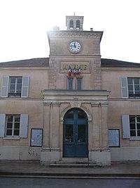 Marnes-la-Coquette - Town hall.jpg