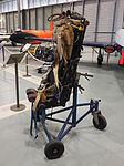 Martin Baker Mark 4A ejection seat at the Fleet Air Arm Museum February 2015.jpg