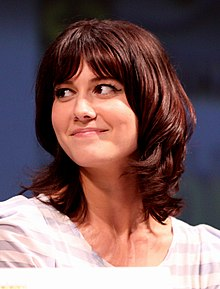 Winstead at the San Diego Comic-Con International in July 2010.