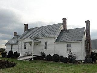 Mason–Hardee–Capel House United States historic place