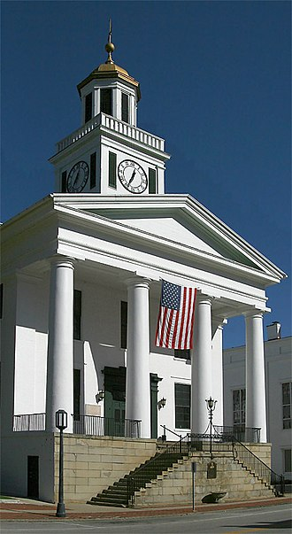 Mason County, Kentucky - Image: Mason County Courthouse