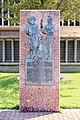 Matagorda County Texas Centennial Monument on the Matagorda County courthouse grounds in Bay City, Texas.jpg