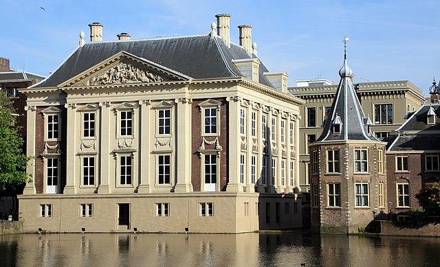mauritshuis museum und galerie in den haag niederlande. Black Bedroom Furniture Sets. Home Design Ideas