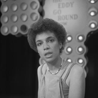 Maxine Nightingale - Nightingale on the Dutch TV program The Eddy Go Round Show, 1976