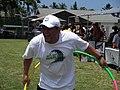 Mayor having some fun 2011 Mayor's Health Fest (6048828758).jpg