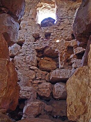 Mazor - Image: Mazor Columbarium