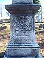 McKinney obelisk, Sewickley Cemetery, 2014-12-26, 02.jpg