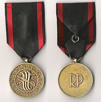 Cross of Independence - Medal of Independence