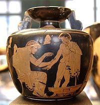 Medicina romana wikipedia for Vaso attico