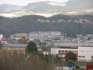 Melhus Municipality in Trøndelag, Norway