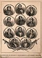 Members of the provisional government of the Second Republic Wellcome V0006797.jpg
