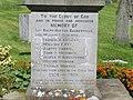 Memorial stone - geograph.org.uk - 944164.jpg
