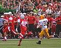 Mentor Cardinals vs. St. Ignatius Wildcats (9697267826).jpg