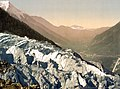 Mer de Glace, and the Valley of Chamonix.jpg