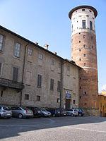 Palazzo Prinetti e la Torre