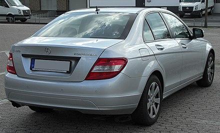 Mercedes Benz C Class Wikiwand