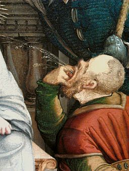 Messkirch Mocking of Christ (detail)