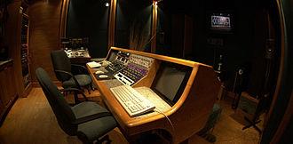 Metalworks Studios - Metalworks Studio 5 Mastering Suite Control Room.