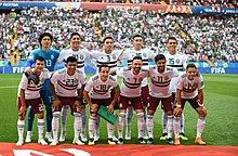 Nazionale di calcio del Messico - Wikipedia