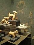 Mexico - Museo de antropologia - Jouets.JPG